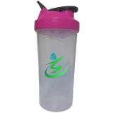 700ml Protein shaker bottle with handle
