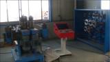 Switzerland imports curved round machine