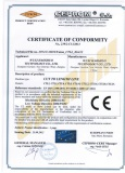 CE certificate for Cut to Length Line
