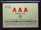 Chinese AAA standard Group