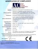 Auger testing certification