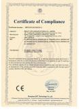 Certificate LED SMD Bulb CE LVD