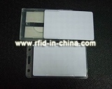 EPC Gen 2 RFID Tag for on windshield usage (ISO 18000-6C RFID tag)
