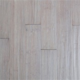 Ashy Distressed Strand Woven Bamboo Flooring
