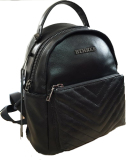 Wholesal Fashion Lady Lather Backpack /Hight Quality (1608-6)