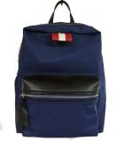 Wholesal Fashion Lady Nylon / Leather Backpack / Hight Quality (1607-44)