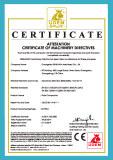 Plate Compactor CE Certificate