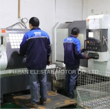 Rotor polish production
