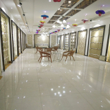 The factory showroom