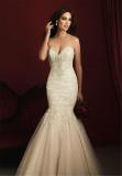Fabulous Bodice Sweetheart Mermaid Wedding Dress (Dream-100034)