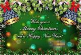 Merry Christmas and Happy New Year2013