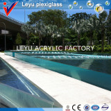 outdoor acrylic sheet for swimming pool