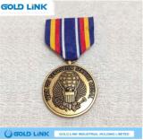 Souvenir 3D Medal Custom Medallion Metal Crafts Gold Medals