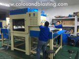 automatic sandblasting machine testing