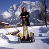 Freeyoyo G4X test drive in the snow Austria