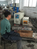 Welding of Diamond roller