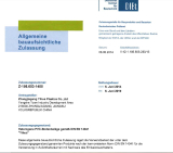 DIBT Certification