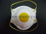 Cup-shaped dust mask-DFM212