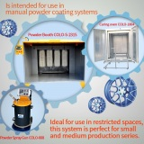 Manual Powder Coating Solution