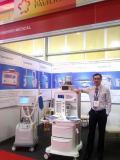 2014 Arab Health exhibiton in Dubai
