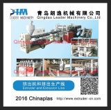 Welcome to our booth at 2016 Chinaplast in Shanghai
