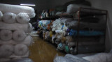 The warehouse of our factory