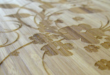 Can bamboo be cut or marked (engraved) with laser equipment?