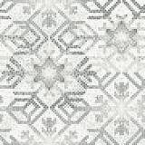 Art Mosaic Pattern-Snowflake Oro