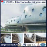 Hainan International Conversation & Exhibition Center steel pipe truss project