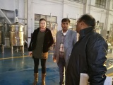 Indian customers to visit solid fermenters