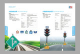 Solar oriented traffic sign & solar movable traffic light