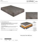 3D mesh mattress