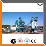Large capacity of mobile asphalt mixing plant