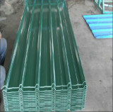 PPGI Corrugated Colored Steel Sheet /Prepainted Metal Roofing Sheet