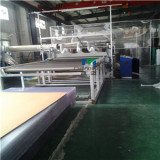 polycarbonate sheet co-extruding line machine