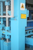 steel frame of ZCJK block making machine