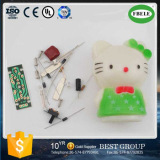 Fbdiy-LED Customized Products Welding Series DIY LED Light Cheap Kids Toys