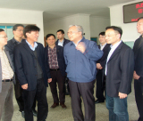 Mr luyongxiang,Academician of the Chinese Academy of Engineering Visited Donghua