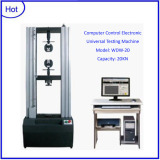 20KN Computer Control Electronic Universal Testing Machine for Plastic