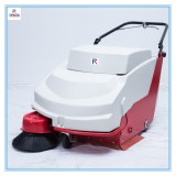 Hand Push Battery Type Automatic Sweeper Machine