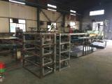 Aluminum pipe making workshop