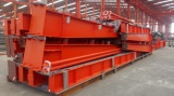 Steel sturcture warehouse frame