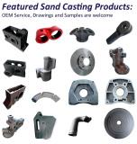 Iron Sand Casting