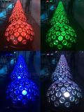 RGB 9W LED BIG CRYSTAL MAGIC BALL EFFECT LIGHT