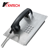 Bank telephone KNZD-07A service phone public phone kntech