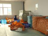 Fibre filling workshop