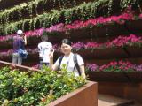 Lisa at Luxemburg Pavilion