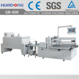 GB-600 Automatic Side Sealing & Shrink Packing Machine