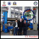 Universal type rolling machine of W11S-50x3200 for Demark client