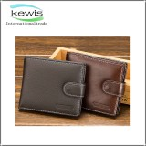 Top quality PU Leather Wallet For men
